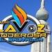 Radio La Voz Poderosa de El Salvador Logo