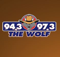 94.3/97.3 The Wolf - WZAD