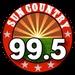 Sun Country 99.5 Logo