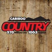 100.3 Cariboo Country - CKCQ-FM