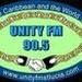 Unity Fm 90.5  Logo