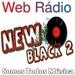 Web Rádio New Black 2 Logo