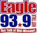 Eagle 93.9 - KSSZ Logo