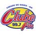 Clube FM Goias Logo