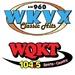 WQKT 104.5 - WQKT Logo