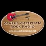 Classic Christian Rock Radio Logo