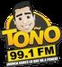 Toño - XHNZI Logo