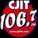 CJIT FM 106.7 - CJIT-FM Logo