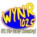 WYNR 102.5 - WYNR Logo