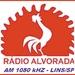 Radio Alvorada de lins Logo