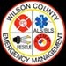 Wilson County Fire/Rescue, EMS and EMA Dispatch Logo