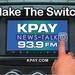 News Talk - KPAY-FM Logo