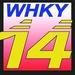 1290 WHKY - WHKY Logo