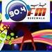 Jazba FM 90.4 Burewala Logo