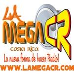Radio La Mega Costa Rica Logo