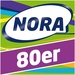 NORA Webstreams - 80er Logo