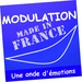 MODULATION - MADE IN FRANCE Logo