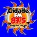 Cidade FM 87.5 Logo