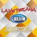 Enfoque La Veterana 103.5 FM Logo