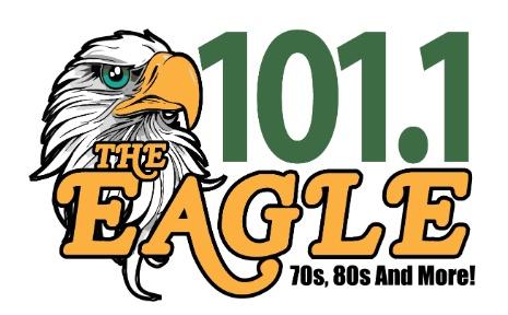 101.1 The Eagle - WDNT