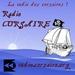 Radio CORSAIRE Logo