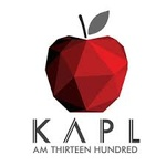 K-Apple - KAPL Logo