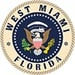 City of West Miami - Live Radio Station Logo