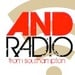 AND Radio Logo