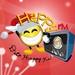 Happy FM Cotabato - DXOL Logo