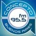 Concepto FM 95.5 Logo