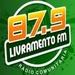 Rádio Livramento 87.9 Logo