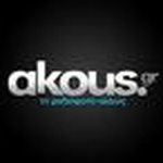 Akous - Gazi Logo
