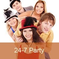 24/7 Niche Radio - 24-7 Pop Party