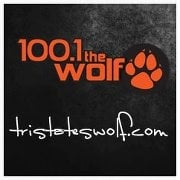 100.1 The Wolf - WVMD