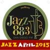 Jazz 88.3 - KSDS Logo