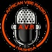 African Vibe Radio (AVR) Logo