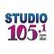 Studio 105.1 FM - XHIM Logo