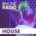 0nlineradio - House Logo