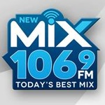 Mix 106.9 - WSWT Logo