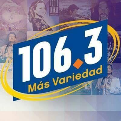 106.3 Mas Variedad - KOMR
