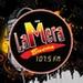 La Mera Buena 107.5 FM Logo