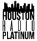 Houston Radio Platinum Logo