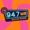 Mucha Radio 94.7 Logo