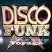Disco Funky Voyage Logo
