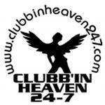 Clubb'in Heaven 24-7 Logo