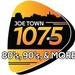 JoeTown 107.5 - KESJ Logo