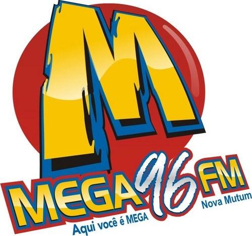 Rádio Mega 96 FM - 96.0 FM