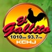 El Gallito 93.7 FM & 1010 AM - KCHJ Logo