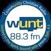 WUNT Community Christian Radio - WUNT Logo