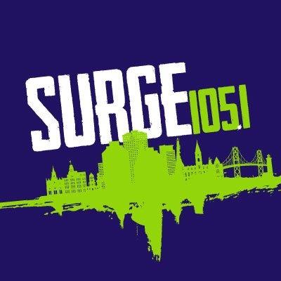 Surge 105 - CKHY-FM